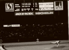 Nolan Ryan. No Hitter #6 1990