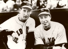 Williams and Di Maggio. The Only Game In Town 1941