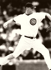 Kerry Wood. Strikeout Phenom. Chicago Cubs 1998