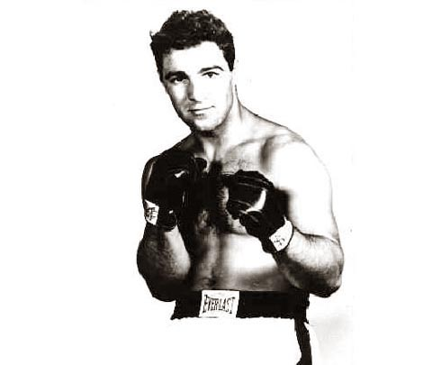 Vintage Boxing Photo Rocky Marciano Quot Undefeated Quot 1952