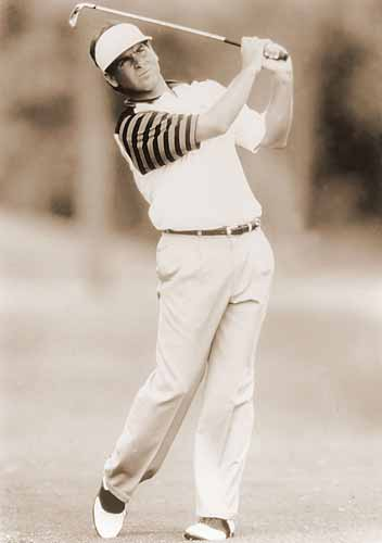 "Fred Couples ""The Leader"" 1992"