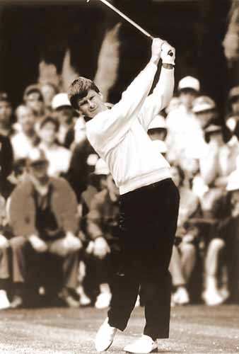 "Nick Faldo "" The Masters"" 1990"