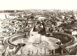 The Vatican Aerial 1890