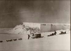 Byrd Expedition. Antartica 1930