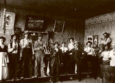 Virginia city Cheers 1885