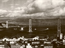 The Bay Bridge 1935