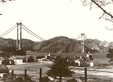 The Golden Gate Bridge 1935
