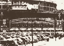 Comiskey Park All Star Game 1933
