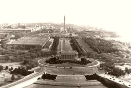 Above The Capitol 1935